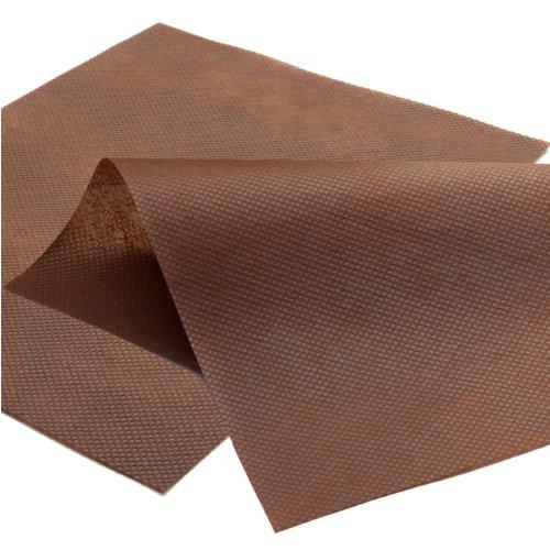 20 m unkrautvlies gartenvlies unkrautfolie 1 00 m x 20 00 m 80 g m braun grundpreis 1 15. Black Bedroom Furniture Sets. Home Design Ideas