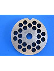 1 4 (6 mm) Meat Grinder disc plate for Vintage Metal Kitchenaid Mixer meat grinder by Butcher-Baker