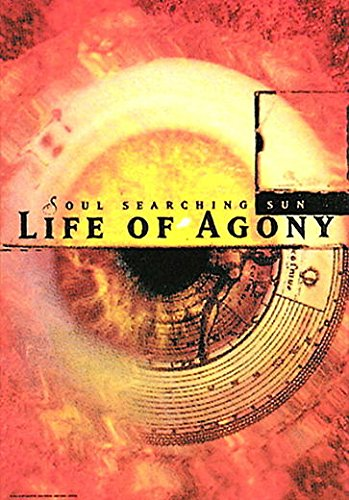 life of agony soul searching sun POSTERFLAGGE