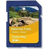 Satmap National Trail 1:25000/1:50000