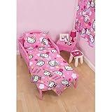 Hello Kitty Junior Cot Duvet Bed Set