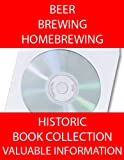 img - for 13 Historical Books About Brewing, Beer & Homebrewing book / textbook / text book