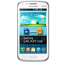 Samsung Galaxy Core GT-I8262 (Chic White)