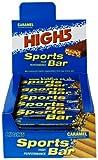 High5 Sports Bars 55g x 25 Caramel キャラメル味 エナジーバー High 5