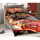 Disney Cars Blazin' Speed Full Size Bedding Set