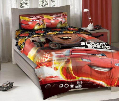 Cars Bedding Full Size
