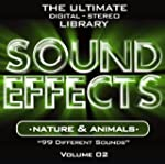 Sound Effects Vol. 2 - Nature and Ani...