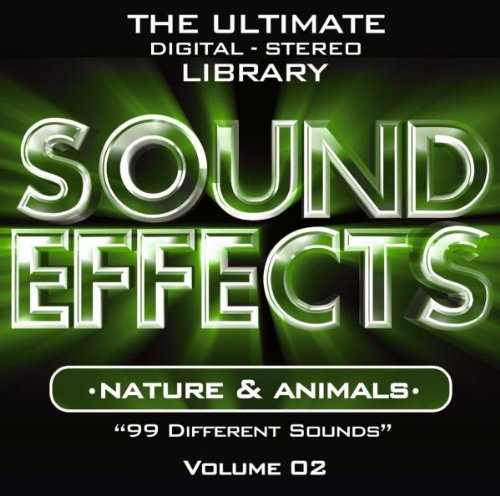 Sound Effects Vol.2 Nature & Animals