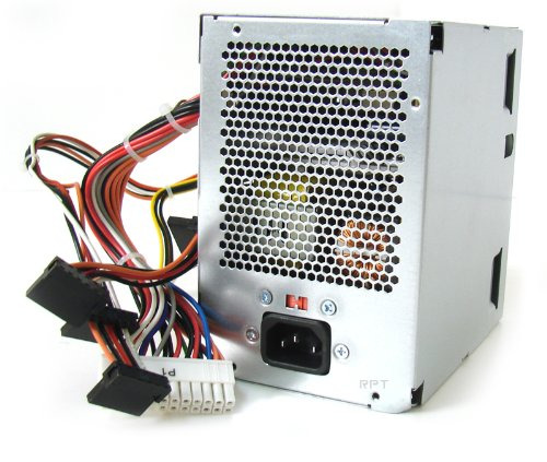Genuine Dell M360N 305w Power Supply PSU for Optiplex 320, 330, 740, 745 and 755 Mini Tower (SMT) Systems Part Numbers: NJ9GY, XK376, XK215, NH493, C248C, CY827, F305P, HK595, HP201, JH994, MH495, PH333, PW114, T553C, WU133, N350P-01, H305P-02, H305E-00, N305P-05, L305P-01, L305-03, NPS-305KB A, NPS-305HB A, AC305AM-00, NPS-305FB D, N305N-00, PS-6311-5DF-LF, L305-03, HP-P3077F3, H305N-00, N305P-06, L305P-03, PS-6311-6DF-LF, F30FP-00, VP-0900050-00