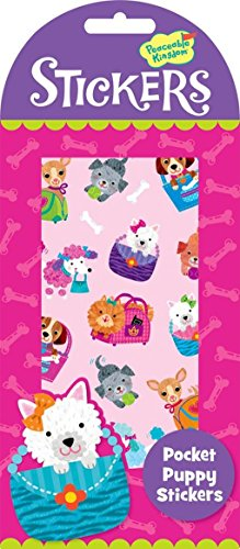 Peaceable Kingdom Pocket Puppy Sticker Pack