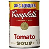 Campbell's Tomato Soup, 14.5 Ounce Cans (Pack of 12) ~ Campbell's