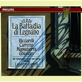 Verdi: La Battaglia di Legnano (2 CDs)