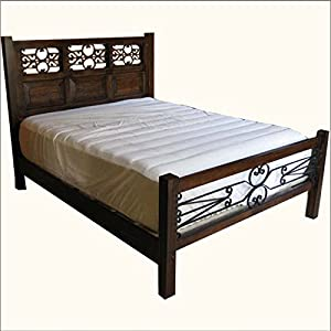 Amazon Com Philadelphia Decorative Wrought Iron Queen