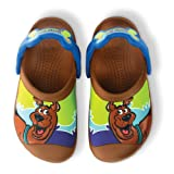 Crocs Scooby Doo Reteo Clog (Toddler/Little Kid),Brown/Espresso,8 M US Toddler