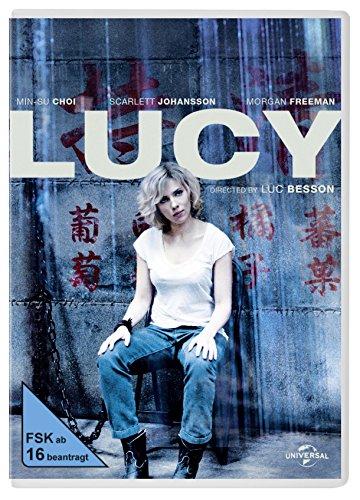 Coverbild: Lucy