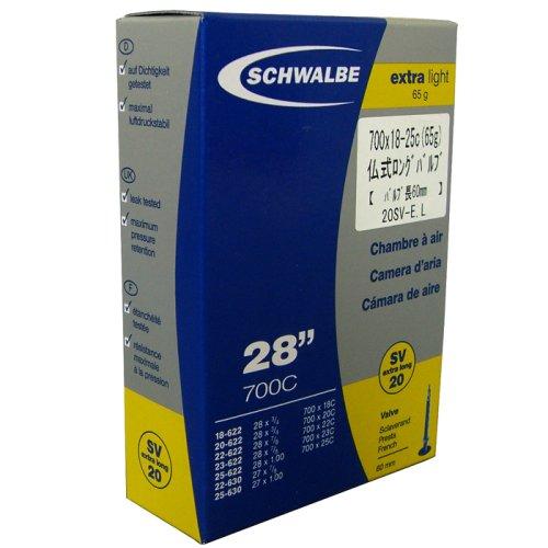 Schwalbe Extra Light Tubes - 700c
