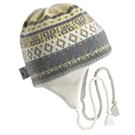 Turtle Fur - Men's Hawkeye, Classic Wool Ski Earflap Hat