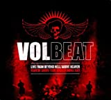 CD - Live from Beyond Hell/Above Heaven(Limited Deluxe Edition 1CD + 2DVD) von Volbeat