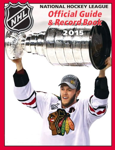 National Hockey League Official Guide & Record Book 2015 (National Hockey League Official Guide and Record Book)