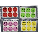 Bella Kids 24 x Premium Quality Childrens Mosquito Repellent Stickers/patches (4 packs of 6)