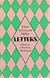 Letters (0892721529) by Millay, Edna St. Vincent