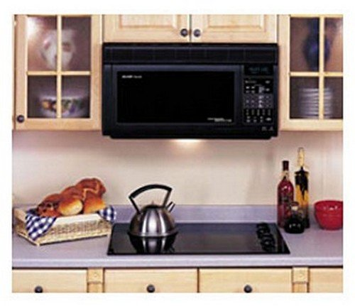 Rv Trailer Camper Convection Microwave Oven 1.1 Cu. Ft. Black R1875T