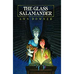 The Glass Salamander by Ann Downer