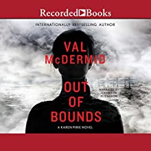 Out of Bounds: A Karen Pirie Novel Audiobook by Val McDermid Narrated by Kathleen McCarron