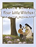 img - for Four Little Witches book / textbook / text book