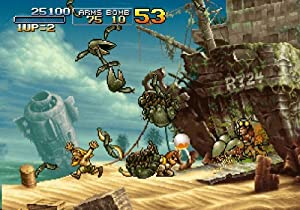 Metal Slug Anthology - Nintendo Wii