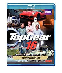 Top Gear: The Complete Season 16 [Blu-ray]