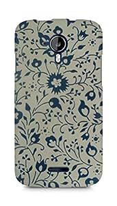 Amez designer printed 3d premium high quality back case cover for Micromax Canvas Magnus A117 (Vintag pattern 2)