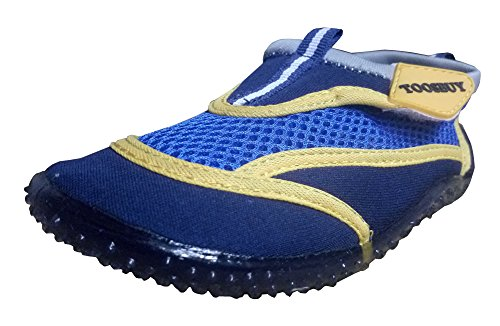 TOOSBUY Childrens Slip-On Athletic Water Shoes/Aqua Socks (Toddler/Little Kid) B20 (Netball Shoes compare prices)