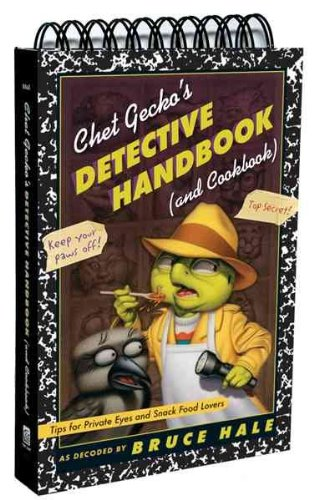Chet Gecko's Detective Handbook (and Cookbook) (Oster Chiller compare prices)