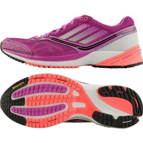Adidas Damen Running Adizero Tempo 5 Women , Lila , G64402 (UK 5.5)