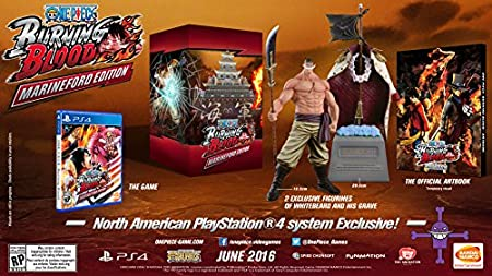 One Piece: Burning Blood - Marineford Edition - PlayStation 4