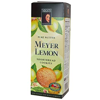 Nikki's Meyer Lemon Cookies