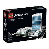 サムネイル:レゴ・アーキテクチャー・シリーズの新作『国連本部』