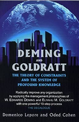 Deming and Goldratt by Lepore, Domenico, Cohen, Oded (1999) Paperback