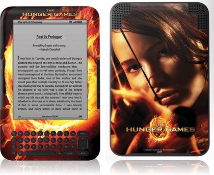 Skinit The Hunger Game -Katniss Bow & Arrow Vinyl Skin for Amazon Kindle 3