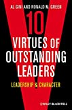 img - for Ten Virtues of Outstanding Leaders: Leadership and Character book / textbook / text book