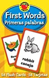First Words / Primeras Palabras (Brighter Child Flash Cards)