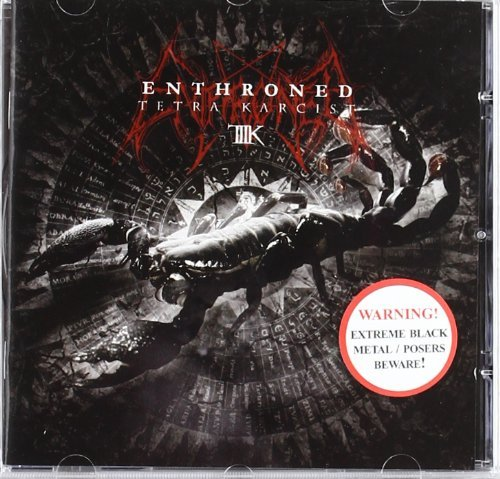Tetra Karcist by Enthroned (2007-10-23)