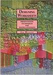 Designing Worksheets