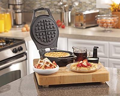 Hamilton Beach 26046 The Breakfast Master Skillet and Waffle Maker from Hamilton Beach