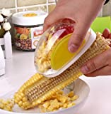 Fantastic Job - Car Shape Corn Stripper with a Little Storehouse