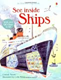 img - for Ships (Usborne See Inside) book / textbook / text book