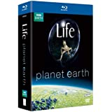 Planet Earth & Life Box Set [Reino Unido] [Blu-ray]