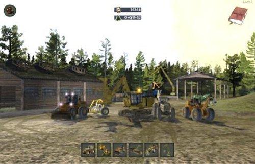 Woodcutter Simulator Anthology 2014  screenshot