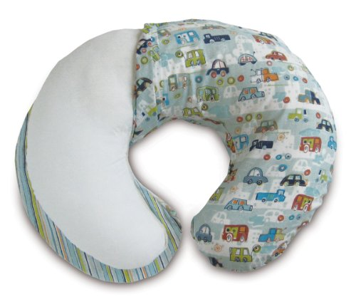 Best Boppy Cottony Cute 2-Sided Slipcover, Crazy Cars Guides